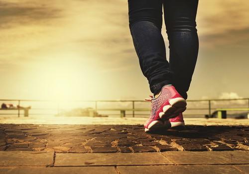 Labas pašsajūtas atslēga: 10 tūkstošus soļu dienā salāgo ar sabalansētu uzturu