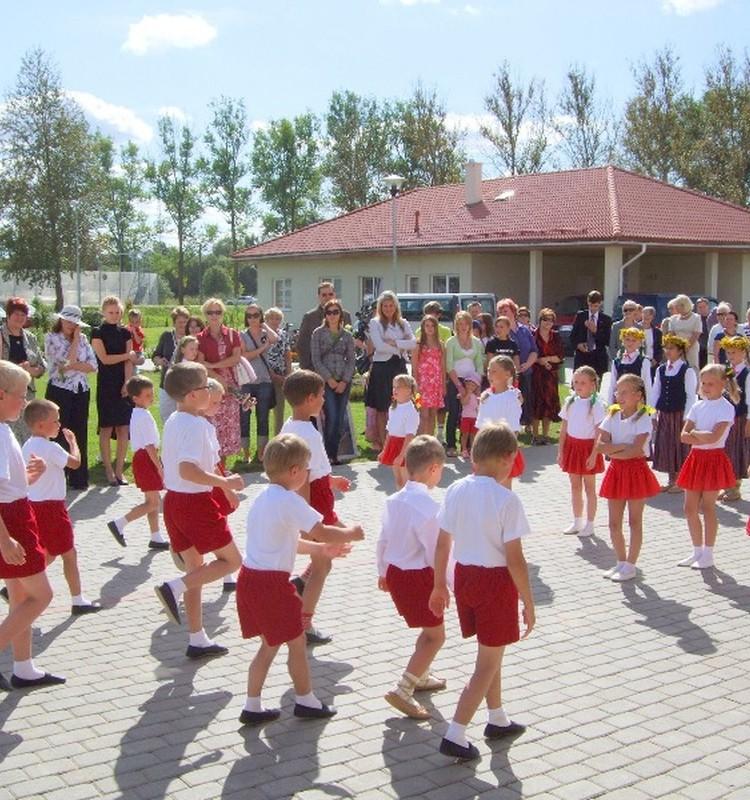 Valmieras SOS Bērnu ciematam 2 gadi