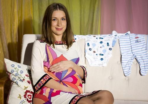 Garastāvokļa svārstības grūtniecības laikā