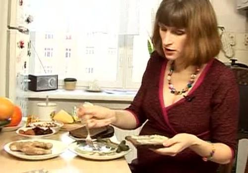 VIDEO: kā veidot ēdienkarti topošajai māmiņai?