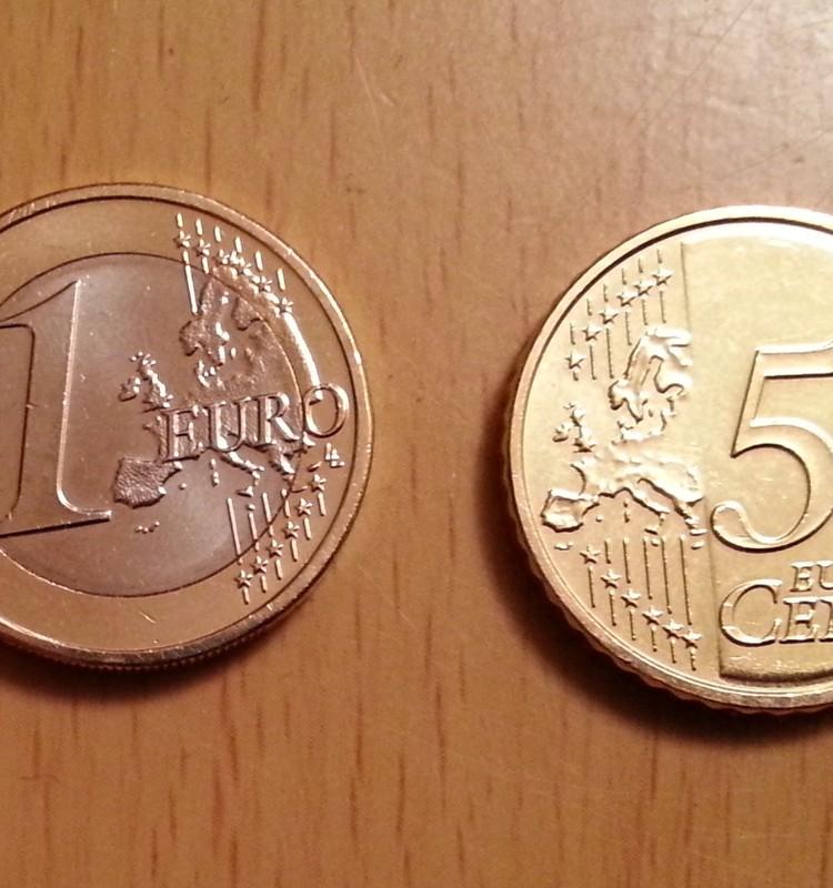 Jautrība ar EURO Centrāltirgū
