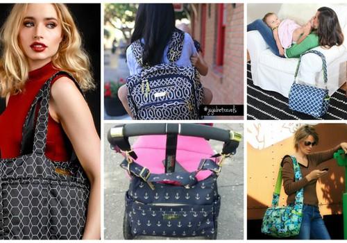 Māmiņām atpazīstamā amerikāņu ražotāja Ju-Ju-Be somiņas tagad arī Latvijā - absolūts jaunums!
