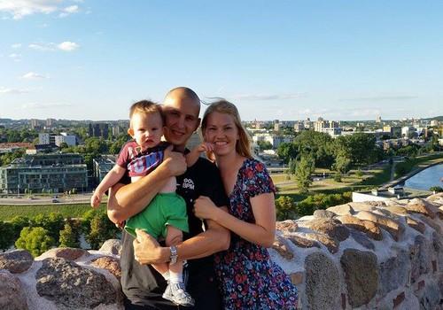 Vasaras blogere: Lietuvas ceļojums.
