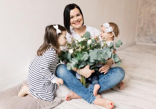 Trīs bērni nav šķērslis sapņu īstenošanai