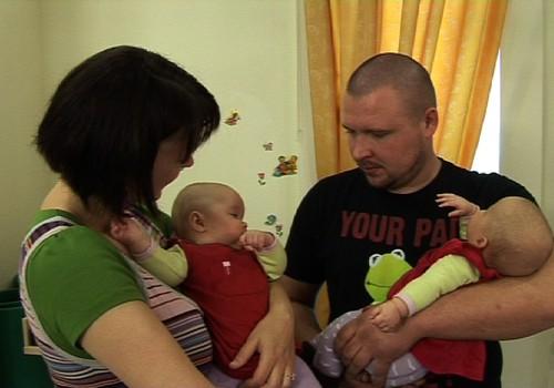 Dvīņu stāsti: Ar osteopāta gādīgajām rokām pret bērnu nemierīgumu