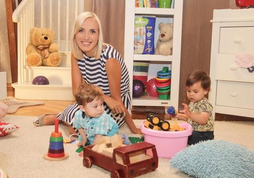 Sveicam Māmiņu Kluba TV raidījuma vadītāju Kristīni Virsnīti ar bērniņa piedzimšanu!