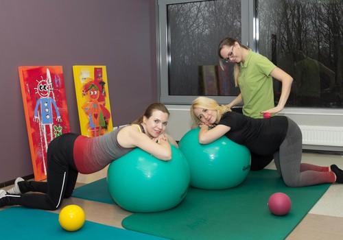 Fiziskās aktivitātes grūtniecības laikā