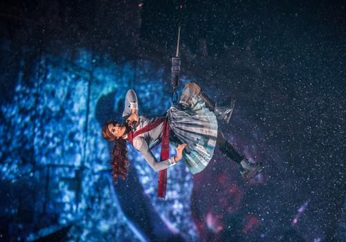 Labākā dāvana ir brīnums! Cirque du Soleil aicina piedzīvot  pirmo akrobātisko izrādi uz ledus CRYSTAL