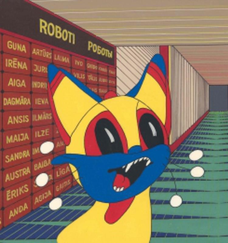 Turpmāk bērnus par viņu tiesībām informēs tēls no multfilmas – Indriķis XIII