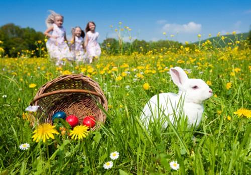 Sveicam Pirmajās Lieldienās!