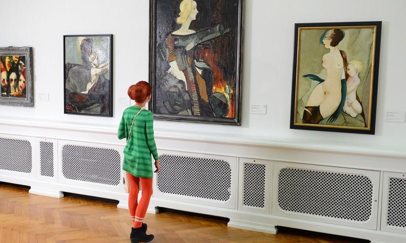Mazā Mula ar zinātkāres atslēdziņu nokļūst gleznu pasaulē un skatītājus aicina pievienoties