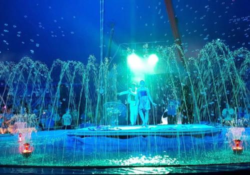 """KONKURSS: Laimē ielūgumus uz """"Cirks uz ūdens"""" izrādi!"""