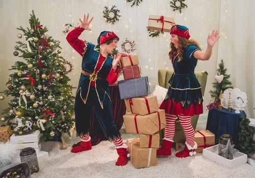 Ir vietas uz Ziemassvētku pasākumiem 6-12 mēnešu grupiņā!