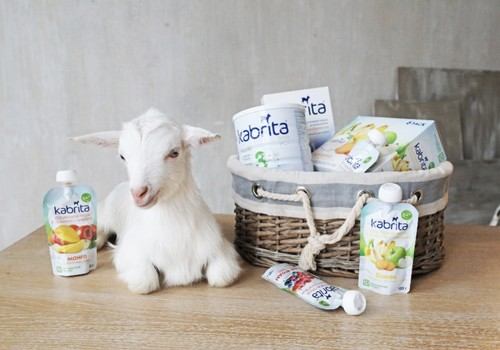 """Nobaudiet gardākos Kabrita® produktus konferencē """"Gatavi mazulim""""!"""