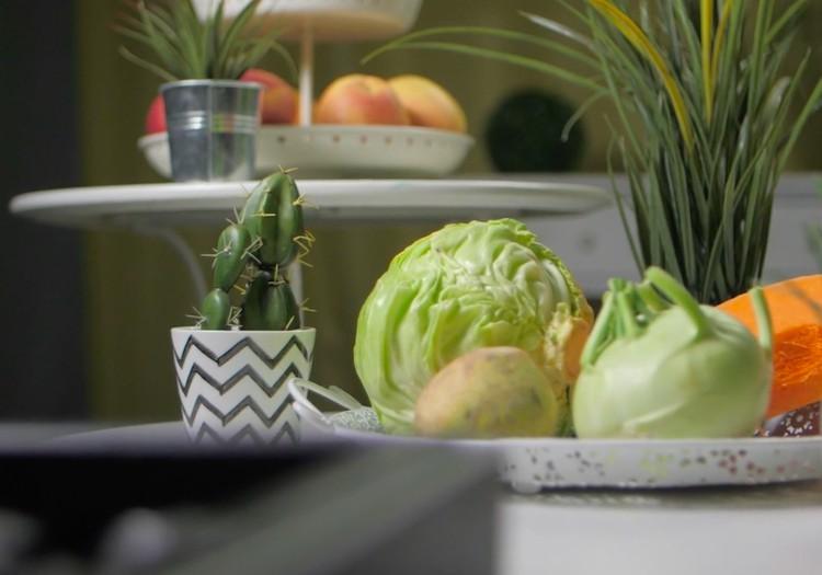 Bērna ikdienas uzturā obligāti jābūt augļiem un dārzeņiem