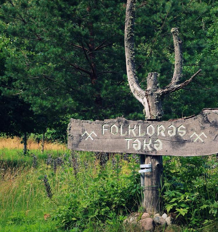 Jāņkalnu folkloras taka