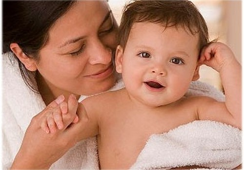 Aromterapija mazulim pirms miedziņa
