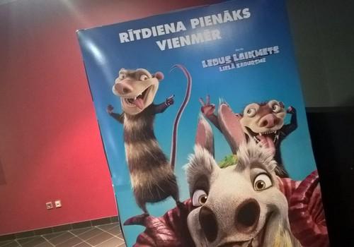 Vakardienas kino