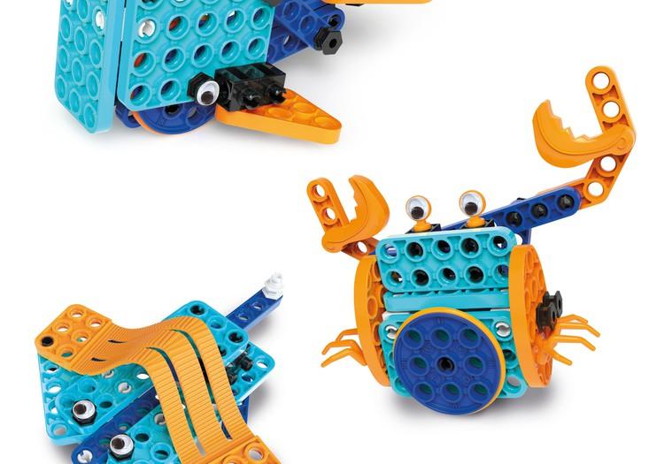 LAIMĒ vienu no trim Clementoni attīstošajiem Science&Play komplektiem!
