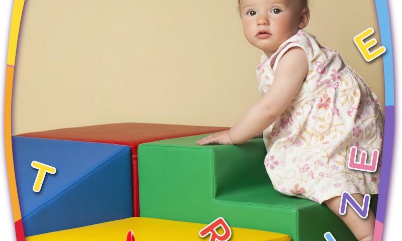 Pastāsti par sava bērna attīstību un laimē IGLU klučus!