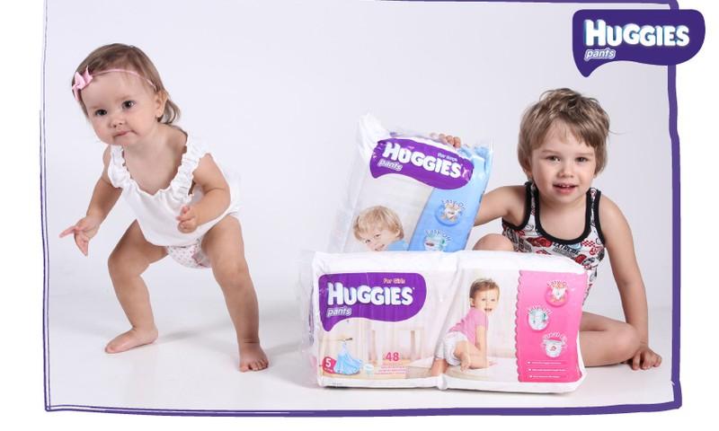 Kā nomainīt autiņbiksītes kustīgam mazulim?