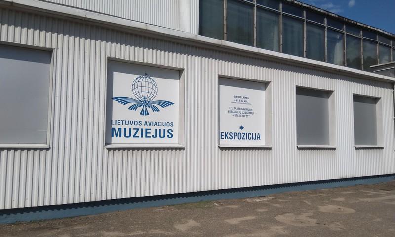 Lietuvas Aviācijas muzejs