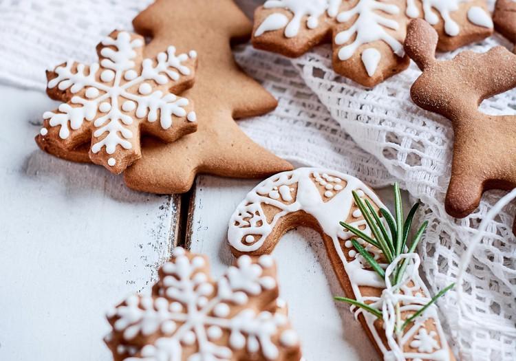 Vienkārša veselīgu piparkūku recepte ar samazinātu cukura daudzumu