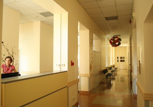 Atklātas jaunas ambulatorās pieņemšanas telpas Bērnu slimnīcā