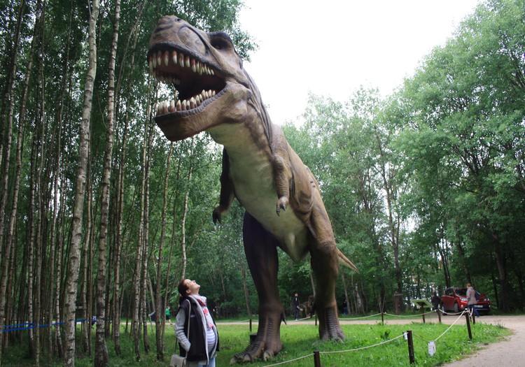 Dinozauru parks Lietuvā