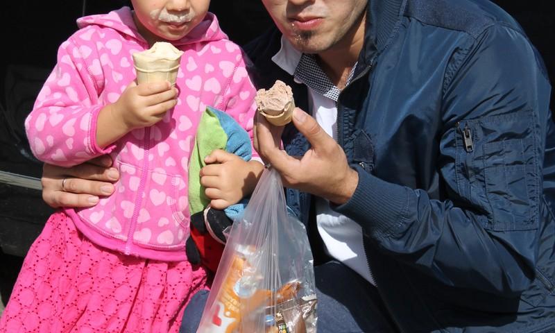 Smaidīgie TIO saldējumi,kas liek pasmaidīt.