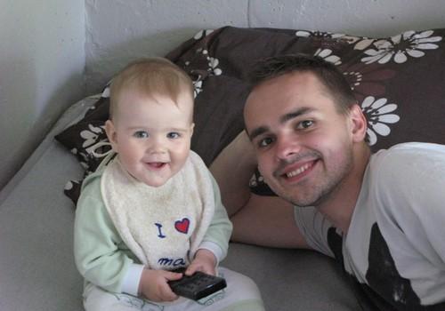 Jaunais tētis Jānis sāk rakstīt savu blogu!