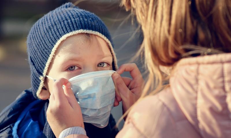Diāna Zande: Maskas bērniem nav vardarbība un sods