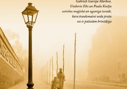 """Izdots pasaules literatūras fenomens – Karlosa Ruisa Safona romāns """"Vēja ēna"""""""