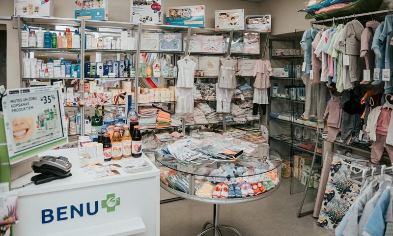 Piedalies konkursā un laimē dāvanu karti BENU Aptiekas Māmiņu veikalā!