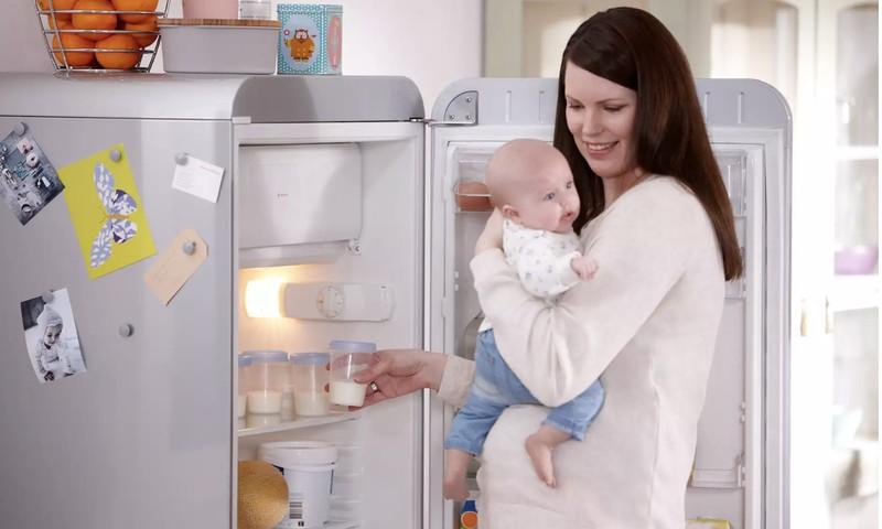 Marta testa produkts: Philips AVENT trauciņi piena un biezeņu uzglabāšanai