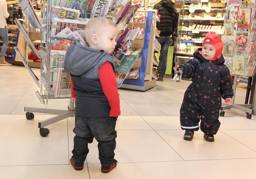 Vecākiem un bērniem draudzīgāko lielveikalu rotaļu istabu TOP5