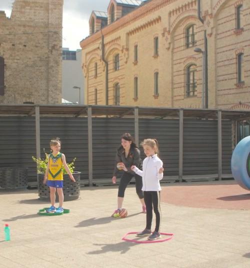 Bērniem sportiskajās aktivitātēs ir svarīgs azartiskums