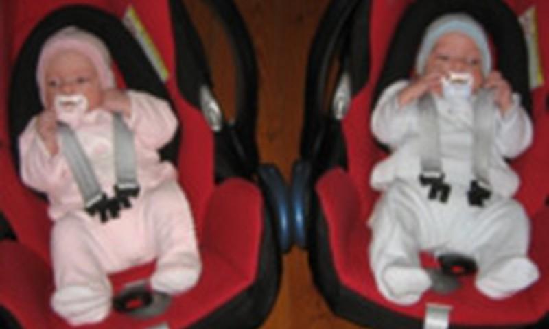Ceļojumi un piedzīvojumi dvīņu ģimenē