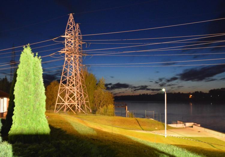 Enerģētikas muzeja ekspozīcija Ķegumā