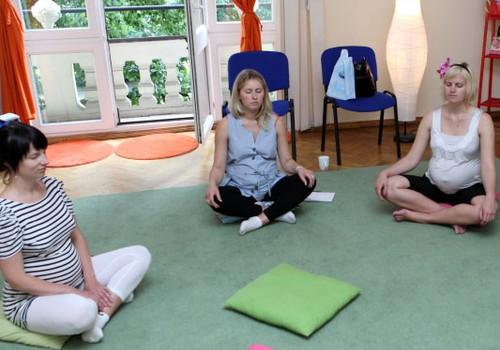 Meditācija - kā duša, veselīgs uzturs un miegs! 4 nodarbību cikls grūtniecēm