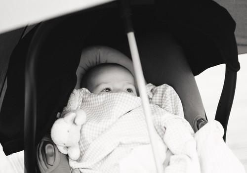 Pieredze pie LORA: mūžīga angīna zīdainim