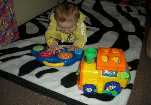Muzikālais mazulis