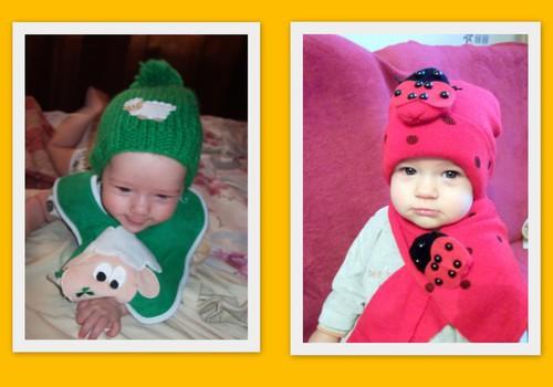 Bērnu cepurīšu FOTOparāde ir galā!