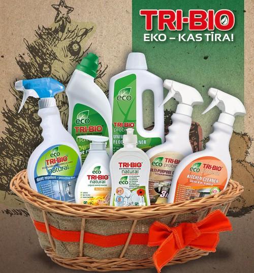 Zināmas TRI-BIO konkursa uzvarētājas