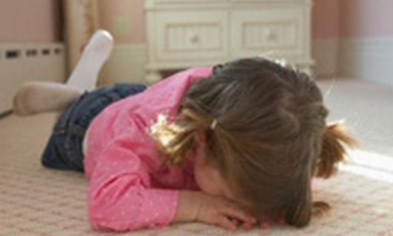 Depresija ir novērota bērniem arī 3 gadu vecumā