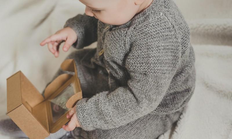 Ar WolliMolli mazuļa ģērbšanas jautājums atrisināts