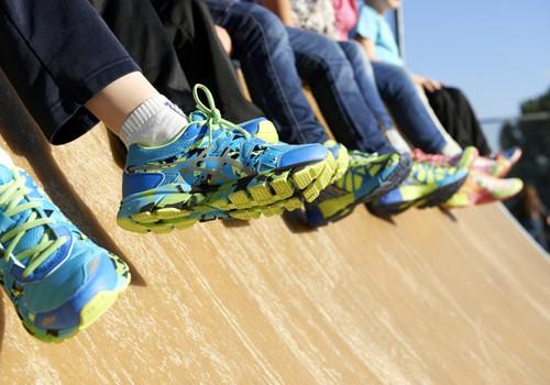 Atbilstoši apavi - bērna veselības ķīla