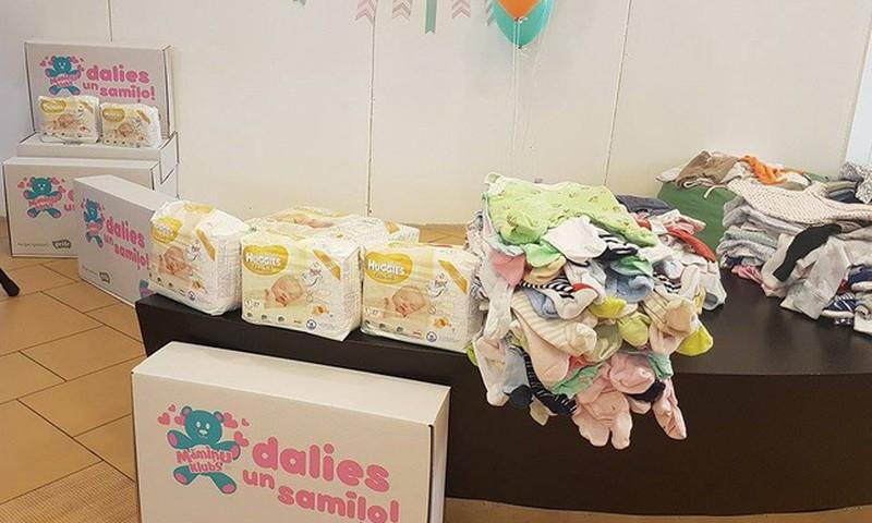 3.augustā no plkst.11.00 Spice HOME aicinām mammas palīdzēt pakot jaundzimušo pūriņu kastes LABDARĪBAI!