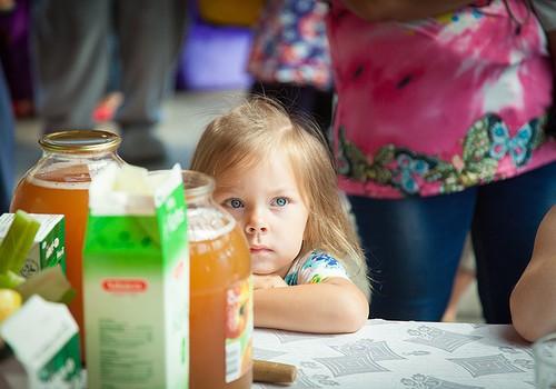 Mazulim piemērots ēdināšanas režīms vasarai un ceļojumu laikam