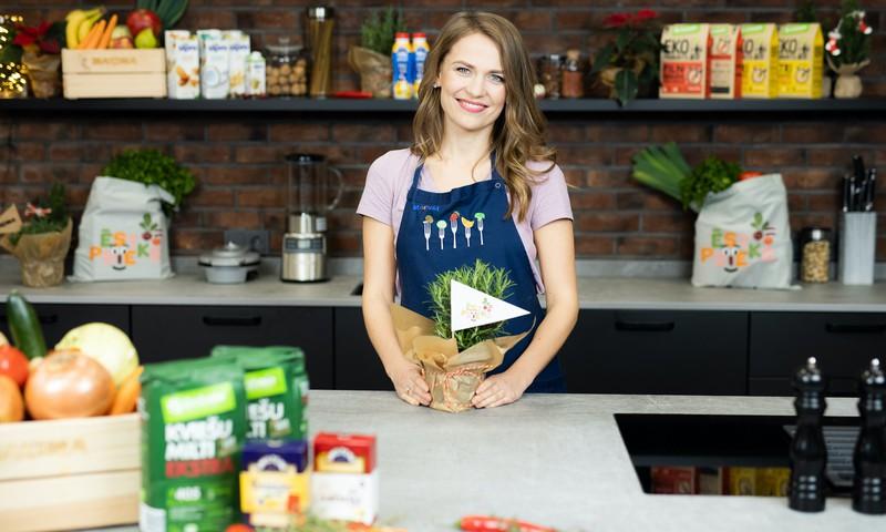 BKUS uztura speciālistes Lizetes Pugas padomi veselīgam bērnu uzturam svētku laikā
